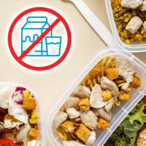 Dieta pudełkowa bez laktozy