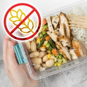 Dieta pudełkowa bez glutenowa