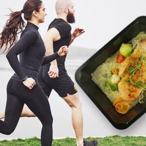 Dieta pudełkowa dla osób aktywnych i sportowców