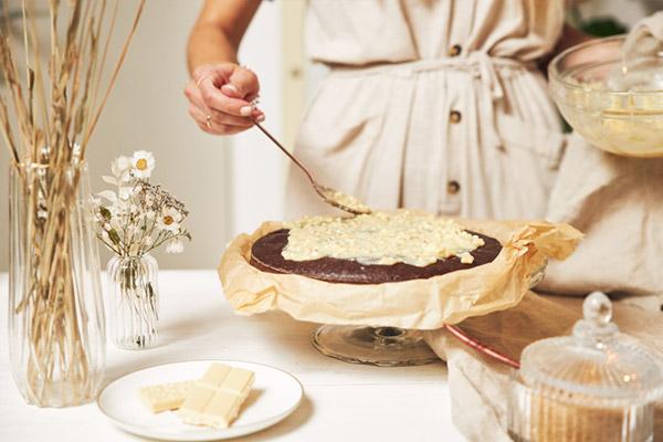 Naturalne ciasta cukiernia przytulna
