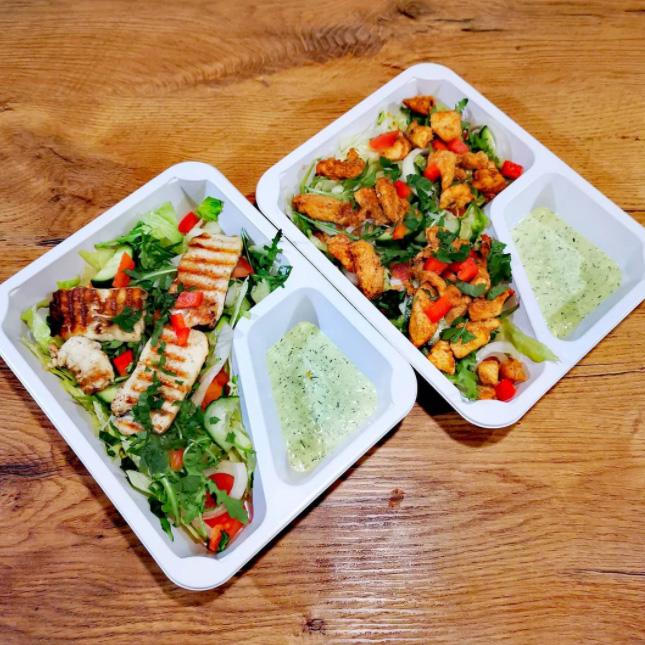 Zdrowy obiad Się Je Zdrowo