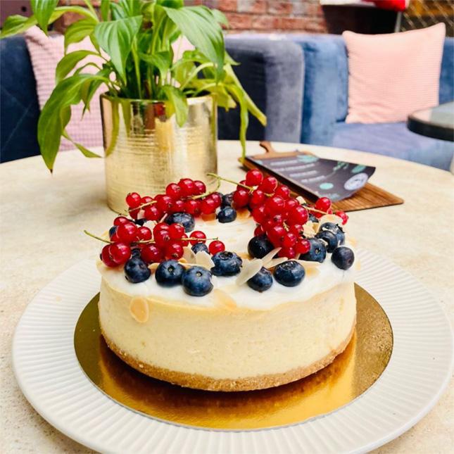 zdrowe ciasto Się Je zdrowo